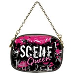 Scene Queen Chain Purse (One Side)