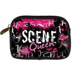 Scene Queen Digital Camera Leather Case