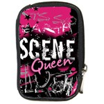 Scene Queen Compact Camera Leather Case