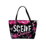 Scene Queen Classic Shoulder Handbag