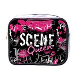 Scene Queen Mini Toiletries Bag (One Side)