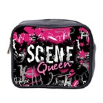 Scene Queen Mini Toiletries Bag (Two Sides)
