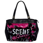 Scene Queen Oversize Office Handbag (One Side)