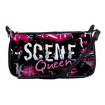 Scene Queen Shoulder Clutch Bag