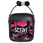 Scene Queen Girls Sling Bag