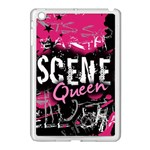 Scene Queen Apple iPad Mini Case (White)