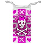 Skull Princess Jewelry Bag