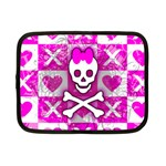 Skull Princess Netbook Case (Small)
