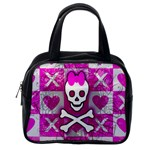 Skull Princess Classic Handbag (One Side)