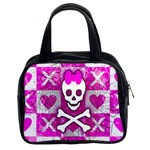 Skull Princess Classic Handbag (Two Sides)