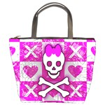 Skull Princess Bucket Bag