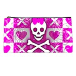 Skull Princess Pencil Case