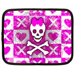 Skull Princess Netbook Case (XL)