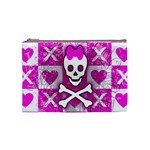 Skull Princess Cosmetic Bag (Medium)