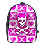Skull Princess School Bag (Large)