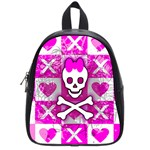 Skull Princess School Bag (Small)