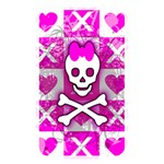 Skull Princess Memory Card Reader (Rectangular)