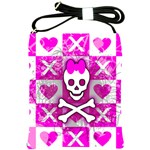 Skull Princess Shoulder Sling Bag