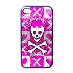 Skull Princess Apple iPhone 4 Case (Black)