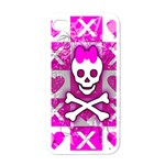 Skull Princess Apple iPhone 4 Case (White)