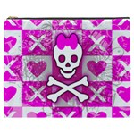 Skull Princess Cosmetic Bag (XXXL)