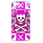 Skull Princess Apple Seamless iPhone 5 Case (Color)