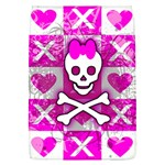 Skull Princess Removable Flap Cover (Large)
