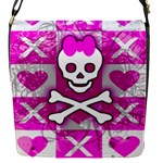 Skull Princess Removable Flap Cover (Small)