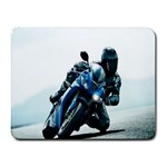 Vehicles Motorcycle Racer Small Mousepad