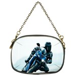 Vehicles Motorcycle Racer Chain Purse (Two Sides)