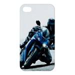 Vehicles Motorcycle Racer Apple iPhone 4/4S Hardshell Case
