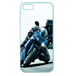 Vehicles Motorcycle Racer Apple Seamless iPhone 5 Case (Color)
