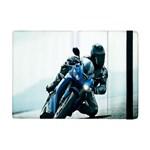 Vehicles Motorcycle Racer Apple iPad Mini Flip Case