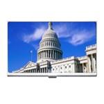 Usa White House Business Card Holder