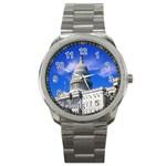 Usa White House Sport Metal Watch