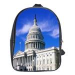 Usa White House School Bag (Large)