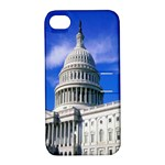 Usa White House Apple iPhone 4/4S Hardshell Case with Stand