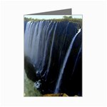 Victoria Falls Zambia Mini Greeting Cards (Pkg of 8)