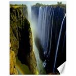 Victoria Falls Zambia Canvas 18  x 24