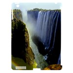 Victoria Falls Zambia Apple iPad 3/4 Hardshell Case (Compatible with Smart Cover)