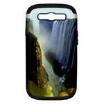 Victoria Falls Zambia Samsung Galaxy S III Hardshell Case (PC+Silicone)