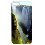 Victoria Falls Zambia Apple iPhone 5 Hardshell Case with Stand
