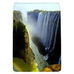 Victoria Falls Zambia Removable Flap Cover (Large)