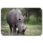 Wild Animal Rhino Large Doormat