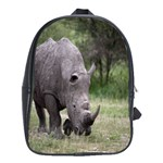 Wild Animal Rhino School Bag (Large)