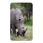 Wild Animal Rhino Memory Card Reader (Rectangular)