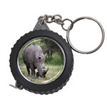 Wild Animal Rhino Measuring Tape