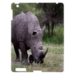 Wild Animal Rhino Apple iPad 3/4 Hardshell Case