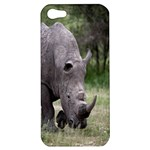 Wild Animal Rhino Apple iPhone 5 Hardshell Case