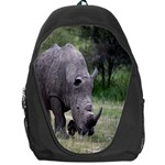 Wild Animal Rhino Backpack Bag